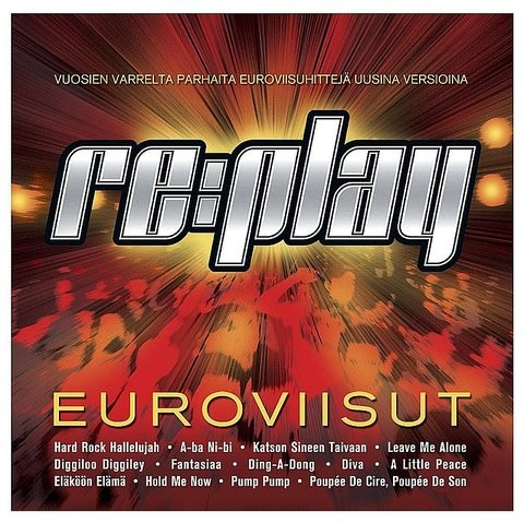 Ding - A - Dong MP3 Song Download- Replay Euroviisut Ding - A - Dong Song by LIIA on Gaana.com
