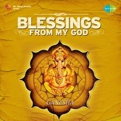Blessing From My God Ganesh Cd 5 Songs
