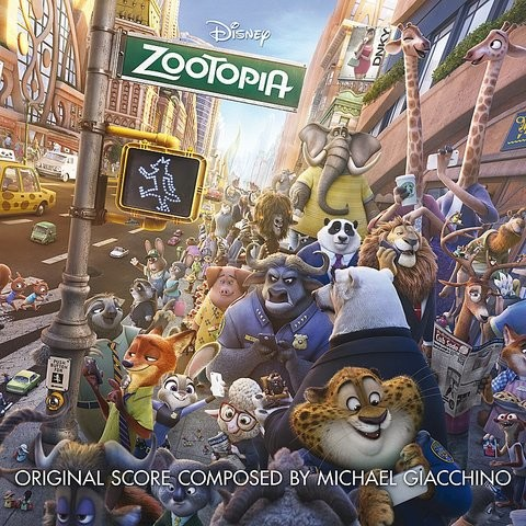 Try Everything Mp3 Song Download Zootopia Original Motion Picture Soundtrack Try Everything Song By Shakira On Gaana Com