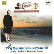 Aaj Mausam Bada Beiman Hai Mohd Rafi Revival