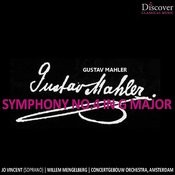 Mahler: Symphony No. 4 In G Major Songs