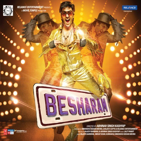 Dil hua besharam mp3 song download naam shabana dil hua besharam.