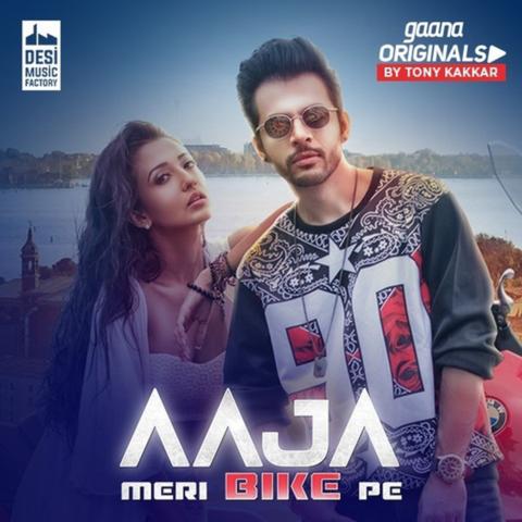 Aaja Meri Bike Pe MP3 Song Download- Gaana Originals by Tony Kakkar