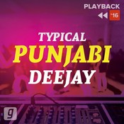 Typical Punjabi Deejay