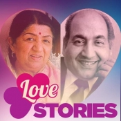Love Stories Lata and Rafi