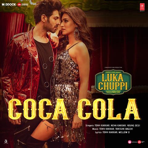 Coca Cola MP3 Song Download- Luka Chuppi Coca Cola Song by