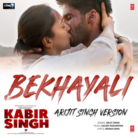 Bekhayali Arijit Singh Version Mp3 Song Download Kabir Singh