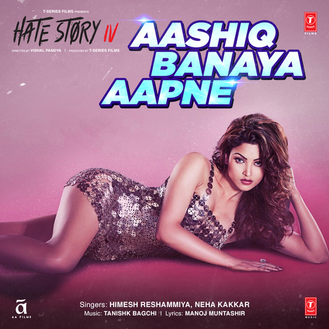 Aashiq Banaya Aapne MP3 Song Download Hate Story IV By Himesh Reshammiya On Gaana