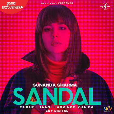 Sandal Mp3 Song Download Sandal Punjabi Song By Sunanda Sharma On