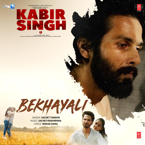 Bekhayali MP3 Song Download- Kabir Singh Bekhayali Song by Sachet