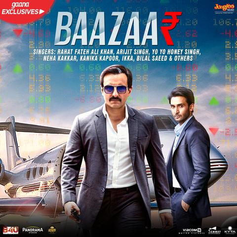 Chhod Diya MP3 Song Download- Baazaar Chhod Diya Song by