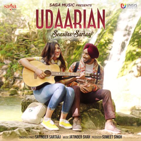 Udaarian MP3 Song Download- Seasons Of Sartaaj Udaarian