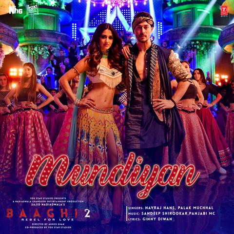 baaghi 2 film song download 64kbps