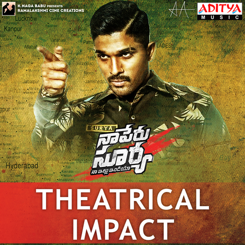 Naa Peru Surya Naa Illu India Theatrical Impact Mp3 Song Download