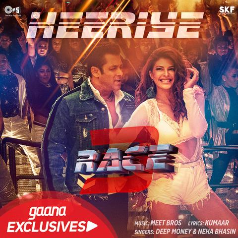 heeriye race 3 song download