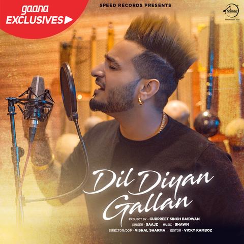 Dil Diyan Gallan Cover Mp3 Song Download Dil Diyan Gallan Dil Diyan