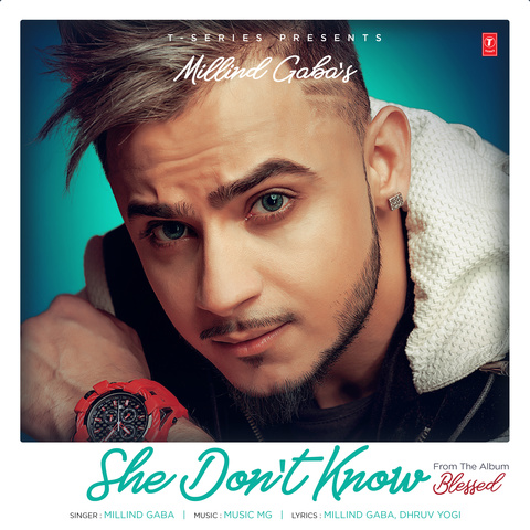 She Don't Know MP3 Song Download- Blessed She Don't Know Punjabi