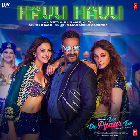 Hauli Hauli Mp3 Song Download De De Pyaar De Hauli Hauli Song By