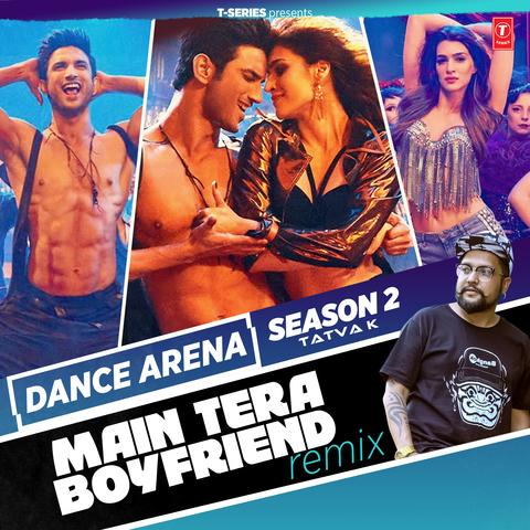 Main Tera Boyfriend Remix Mp3 Song Download Dance Arena Season 2