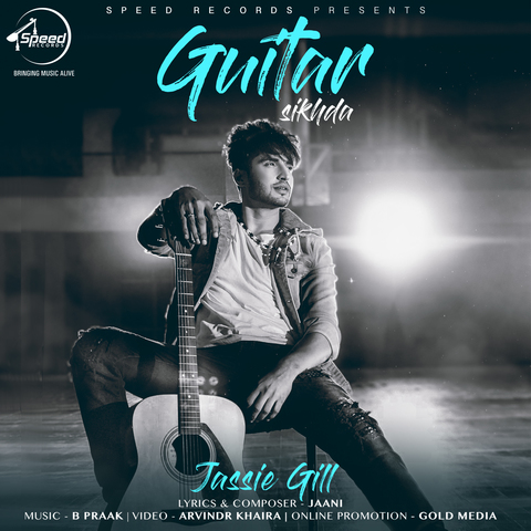 Guitar Sikhda MP3 Song Download- Jassi Gill Guitar Sikhda