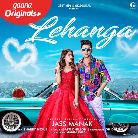 Lehanga MP3 Song Download- Lehanga Lehanga Punjabi Song by