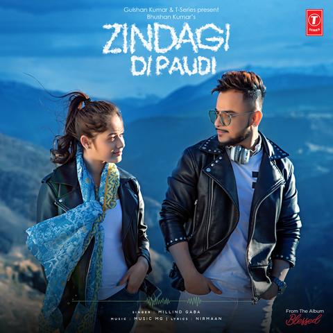 Zindagi Di Paudi MP3 Song Download- Blessed Zindagi Di Paudi