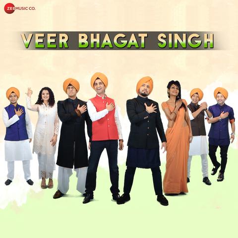 Veer Bhagat Singh Mp3 Song Download Veer Bhagat Singh Veer Bhagat Singh À¤µ À¤° À¤à¤—त À¤¸ À¤¹ Song By Sonu Nigam On Gaana Com