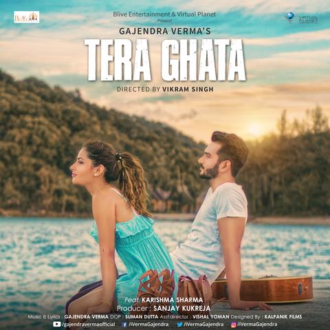 Tera Ghata MP3 Song Download- Gajendra Verma Tera Ghata Song