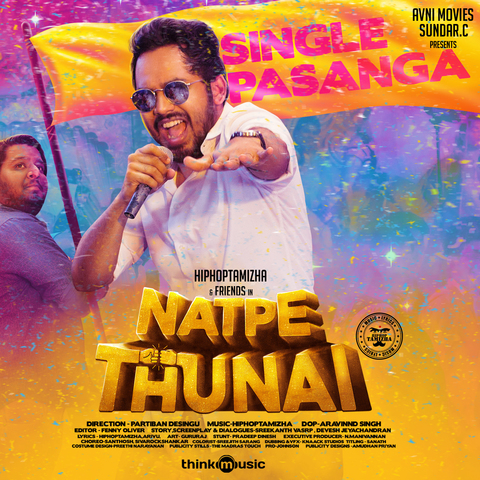 Single Pasanga Mp3 Song Download Natpe Thunai Single Pasanga