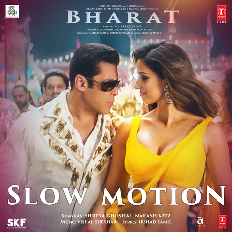 Slow Motion MP3 Song Download- Bharat Slow Motion Song by