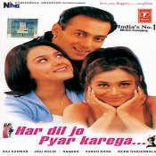Har dil jo pyar karega part 1 of 11 salman khan priety zinta.