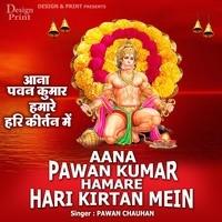 Aana Pawan Kumar Hamare Hari Kirtan