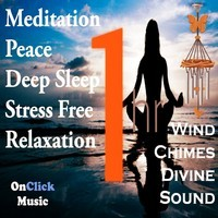 Divine Peaceful Wind Chimes for Meditation & Deep Sleep
