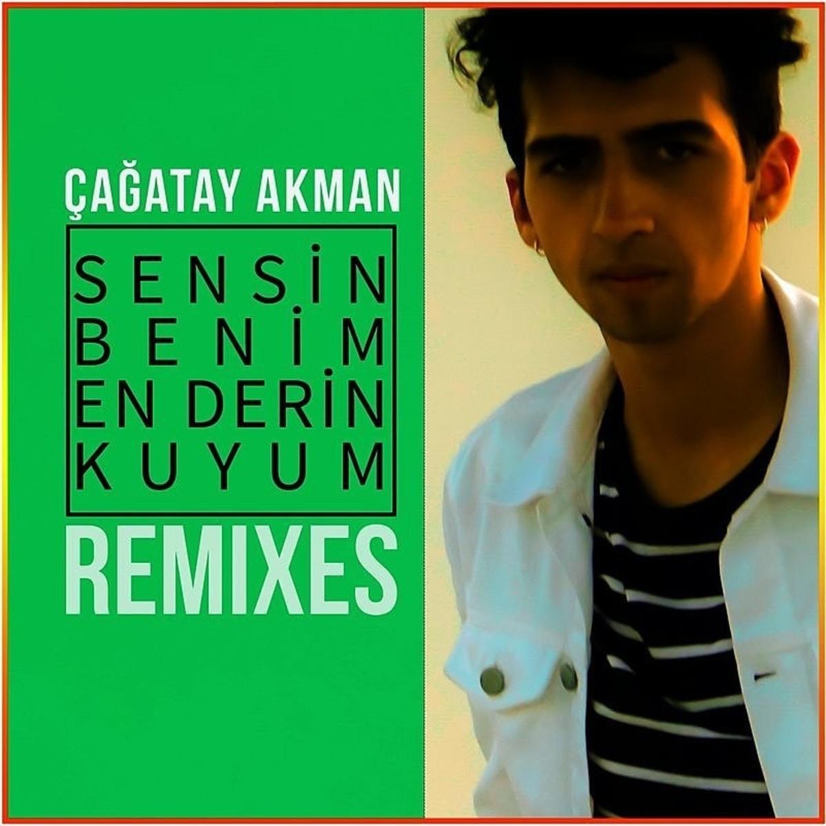 Sensin Benim En Derin Kuyum Mehmet Akin Remix Mp3 Song Download