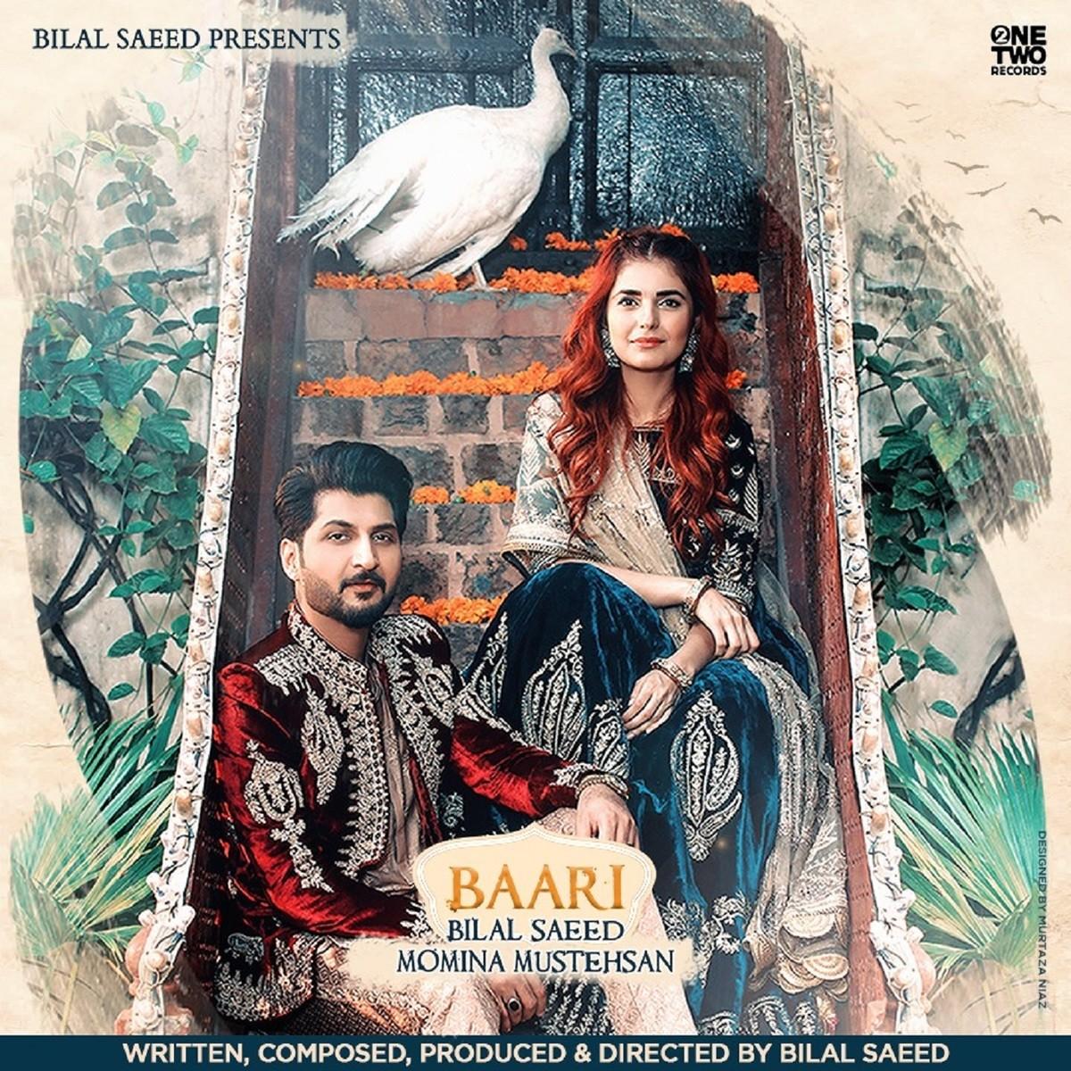 Baari mp3 song download baari baari punjabi song by bilal saeed.