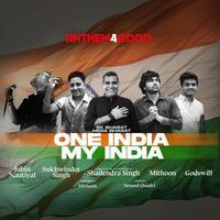 One India My India -  Shailendra Singh & Mithoon'S Anthem4Good