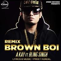 Brown Boi Remix