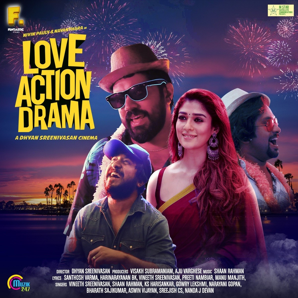 Love Action Drama Songs Download Love Action Drama Mp3 Malayalam Songs Online Free On Gaana Com