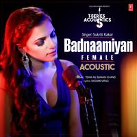 Badnaamiyan Acoustic - Female