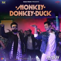 Monkey-Donkey-Duck