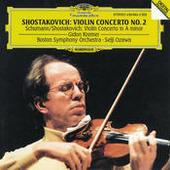 Shostakovich: Violin Concerto  No.2 / Schumann/Shostakovich: Violin Concerto in A minor Songs