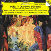Debussy: Chansons de Bilitis Songs