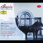Chopin: Ballades; Etudes; Barcarolle; Berceuse Songs