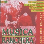 Musica Ranchera Vol. 2 Songs
