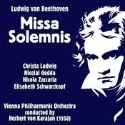 Ludwig Van Beethoven: Missa Solemnis (1958) Songs