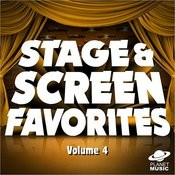 Stage And Screen Favorites, Vol. 4 Songs