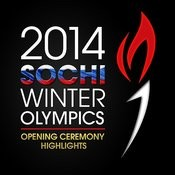 2014 Sochi Winter Olympics Opening Ceremony Highlights Songs