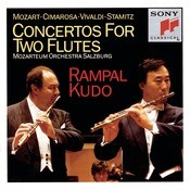 Concertos For Two Flutes Songs