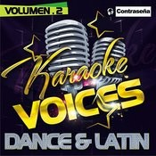 Karaoke & Voices (Dance & Latin) Vol. 2 Songs
