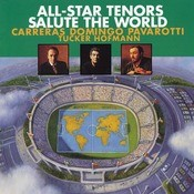 All-Star Tenors Salute The World Songs